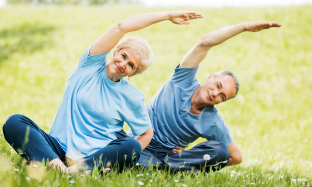 Physical exercise in the open air. The benefits