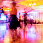 Dancing is fun, you get to know new people and it's even healthy